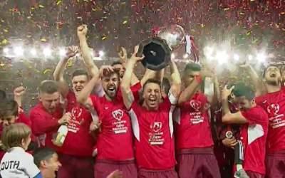 FC Voluntari a invins Astra,...