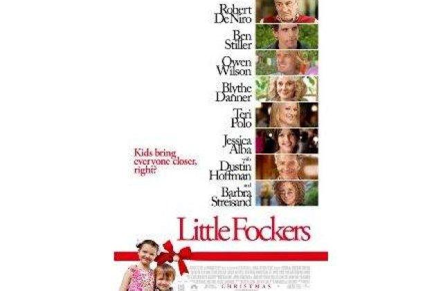 """[VIDEO] """"Little Fockers"""", in fruntea box office-ului nord-american"""