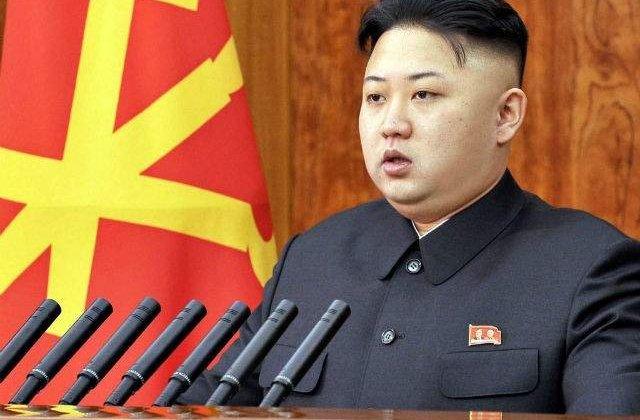"""Kim Jong-un promite Americii un """"cadou"""" de proportii, dupa lansarea rachetei balistice"""