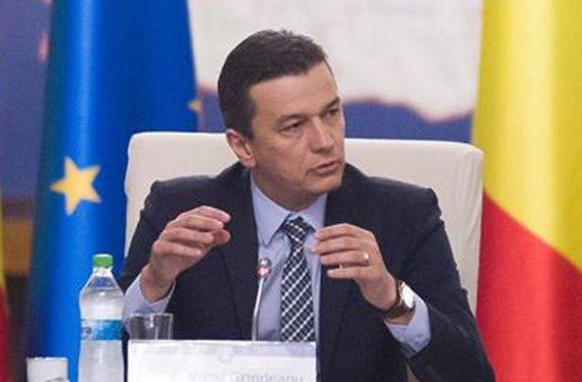 Grindeanu: Licitatia pentru achizitionarea ambulantelor va fi facuta prin Secretariatul General al Guvernului