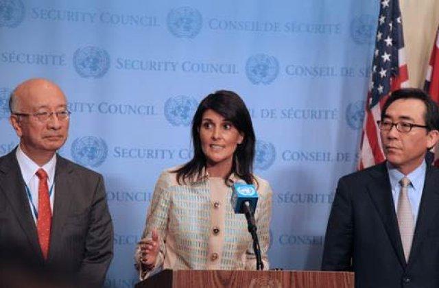 SUA poate sa paraseasca Consiliul Drepturilor Omului al ONU