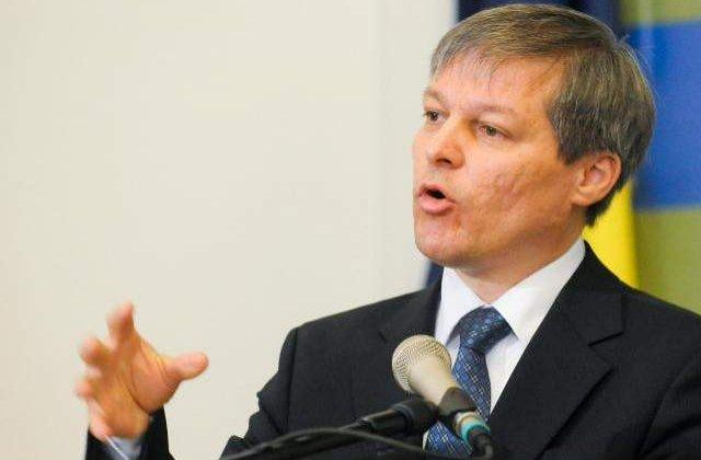 """Ciolos: Romania isi apara pozitia demn in """"cazul Schengen"""""""