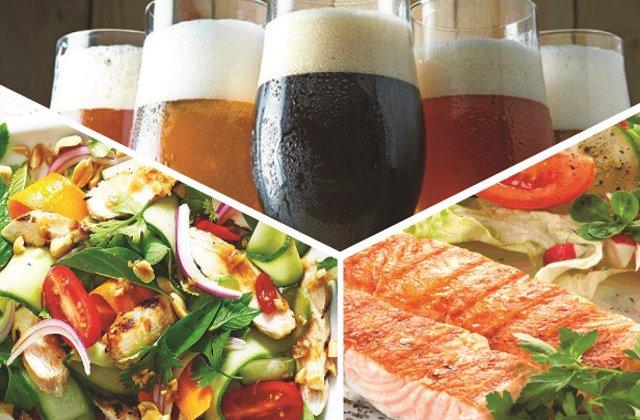 Importanta unei diete echilibrate si rolul berii in alimentatie