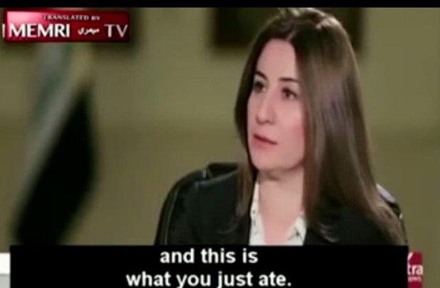 Rapita de jihadisti, o femeie si-a mancat copilul de un an, fara sa stie