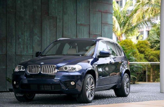 BMW, cea mai bine vanduta marca premium in Romania