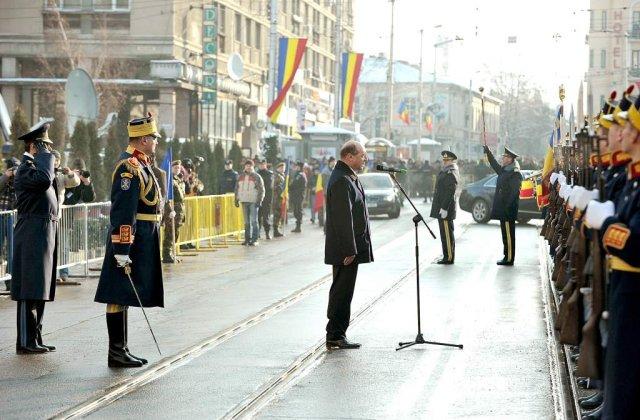 Basescu despre huiduieli: Stiam ce se va intampla