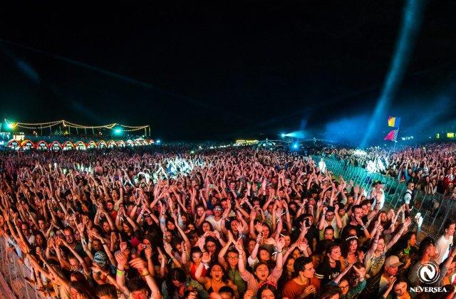 Peste 53.000 de oameni, in a doua zi a Festivalului Neversea
