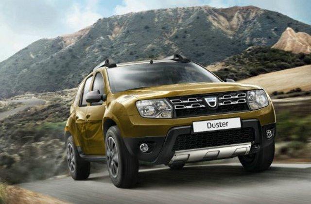 Dacia recheama in service peste 2.000 de masini Duster