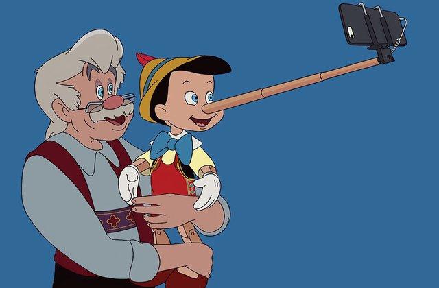 Cum ar fi aratat filmele Disney daca ar fi fost produse in 2017