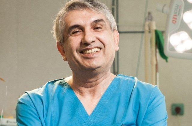 Medicul Gheorghe Burnei se intoarce in sala de operatii de saptamana viitoare
