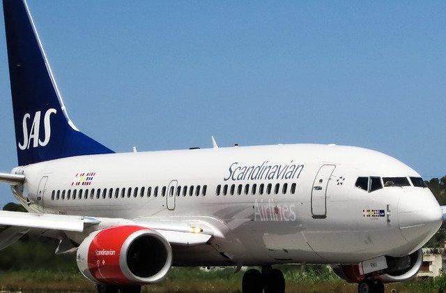Nou incident pe Otopeni. Ambulante SMURD, solicitate pentru o aeronava Scandinavian Airlines
