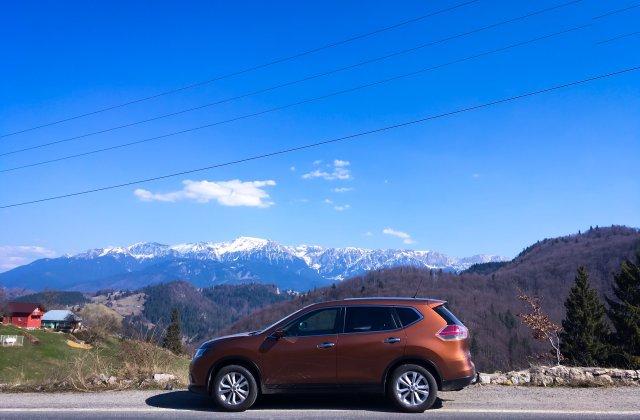 TEST-DRIVE. Nissan X-Trail, familistul convins dornic si de aventura