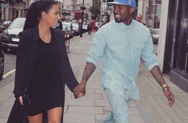 8 imagini cu Kim Kardashian, pe care Kanye West ar vrea sa le uite