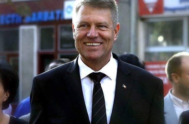 Iohannis va merge sambata la intalnirea sasilor transilvaneni de la Sibiu, iar duminica la ceremoniile de la Marasesti