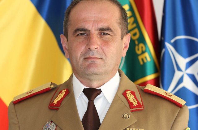 Comanda Statului Major al Fortelor Terestre a fost preluata de General Ovidiu Uifaleanu