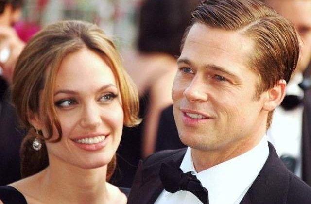 Brad Pitt si Angelina Jolie s-ar fi razgandit in privinta divortului