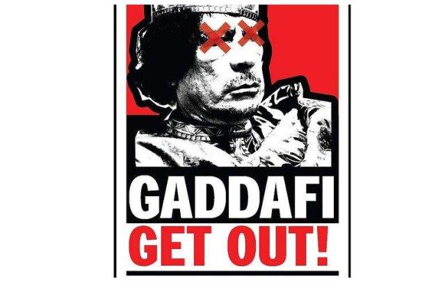 Muammar Kadhafi dezminte ca ar fi parasit tara