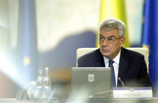 Tudose: ANAF a inceput un control la doua banci; daca sunt pe pierdere, nu risca sa intre in faliment?