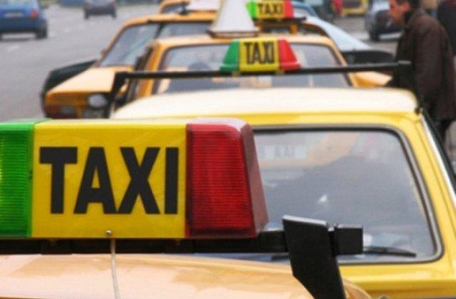 Taximetrist din Bucuresti, retinut pentru talharirea unor cetateni straini