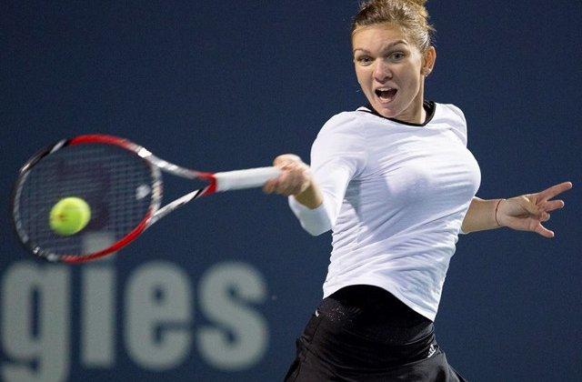 Simona Halep, invinsa in primul tur la US Open de Maria Sarapova