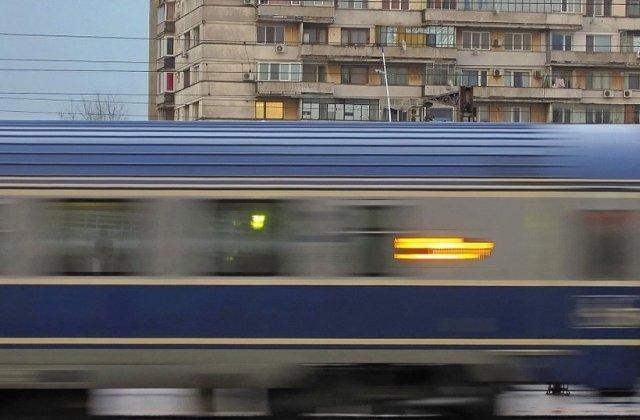 Intarzieri mai mari de trei ore ale trenurilor dupa o defectiune la firul de contact al liniei intre Videle si Ciolpani