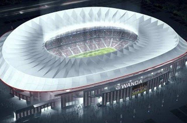 Motivul pentru care noul stadion al echipei Atletico Madrid nu poate gazdui finala Ligii Campionilor