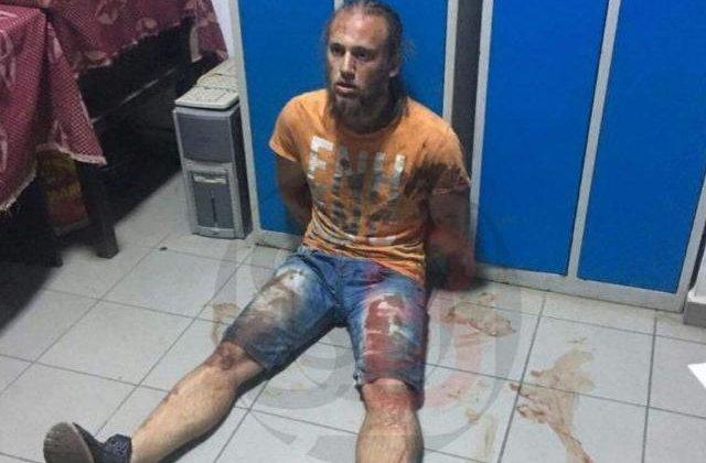 Barbatul care a omorat un politist in gara Burdujeni s-a spanzurat in inchisoare