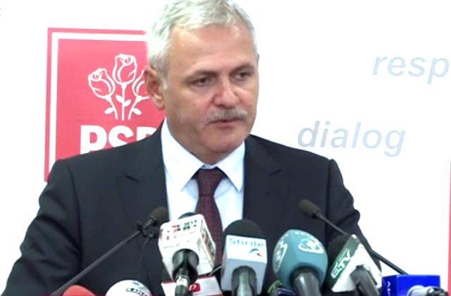 Dragnea, dupa declaratiile lui Iohannis: E o iesire din democratie