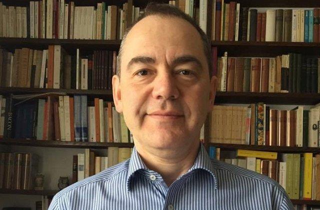 Vlad Alexandrescu si-a depus candidatura pentru functia de presedinte USR