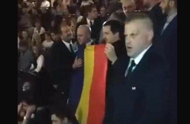 Spectacol al Operei din Cluj, intrerupt de extremistii de la Noua Dreapta