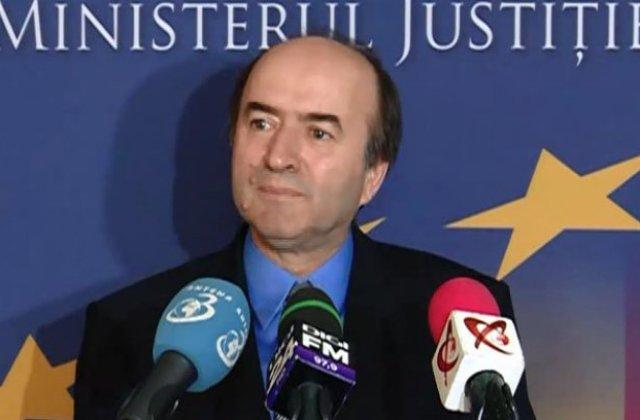 Tudorel Toader: Proiectul de modificare a legilor Justitiei isi urmeaza parcursul normal