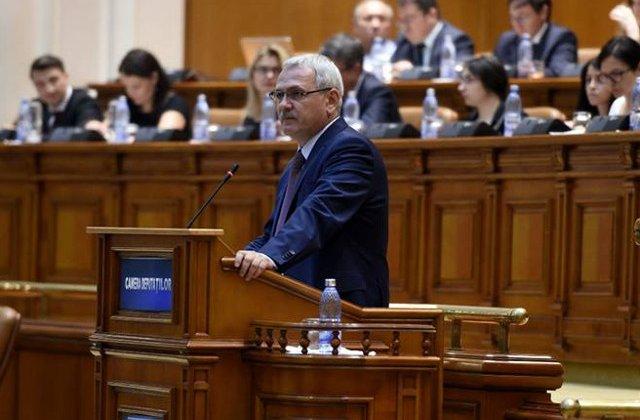 Dragnea, despre afirmatia lui Vosganian privind autoconsumul: Cu asta nu sunt de acord