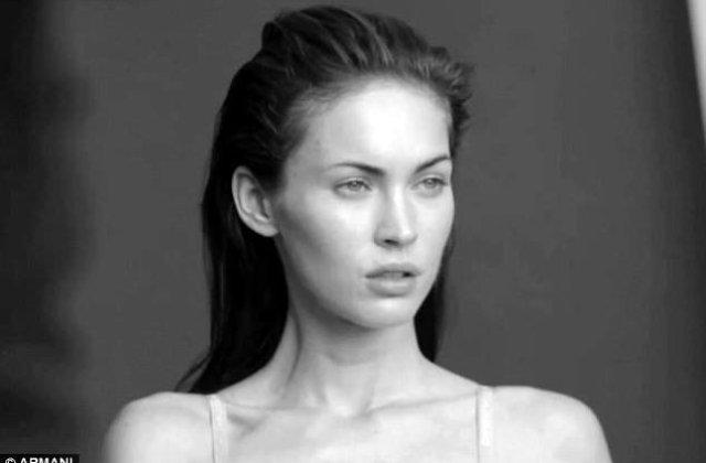 [VIDEO] Megan Fox, frumoasa si nemachiata