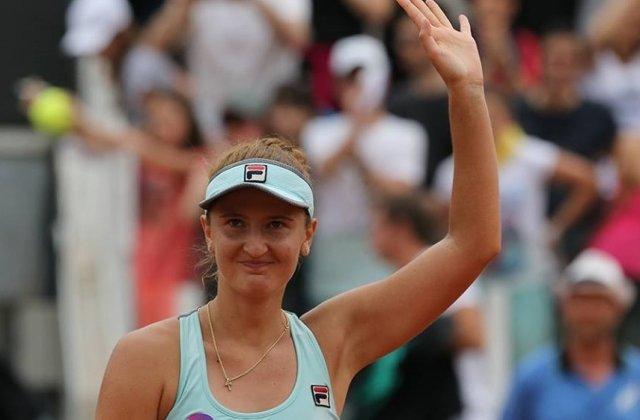 Irina Begu a castigat turneul de la Tianjin la dublu