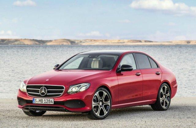 Un milion de masini Mercedes chemate in service pentru probleme la airbag-uri: sunt vizate masini din SUA, Marea Britanie, Canada si Germania