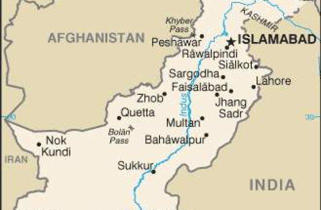 Trei agenti de paza decapitati de militantii din Pakistan