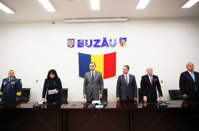 Prefectul judetului Buzau cere masuri suplimentare de securitate in contextul numarului tot mai mare de imigranti