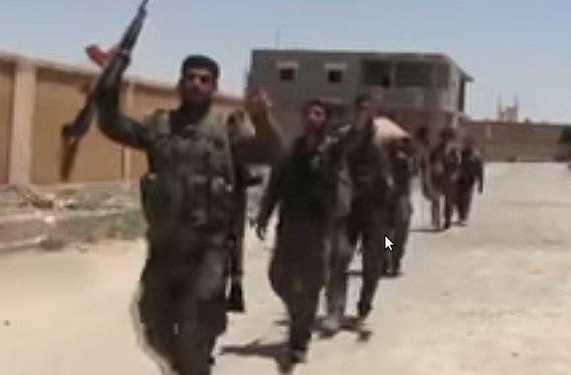 5.600 de luptatori ISIS s-au intors in tarile de origine