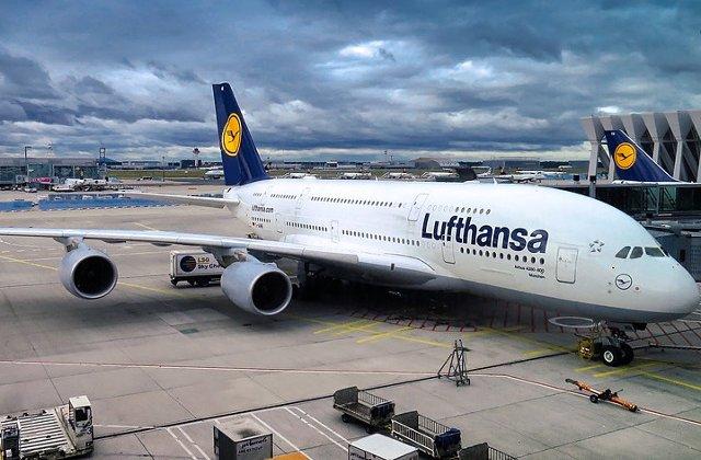 Lufthansa introduce curse noi pentru tara noastra
