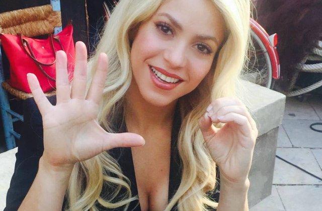 "Shakira este acuzata de evaziune fiscala in dosarul ""Paradise Papers"""