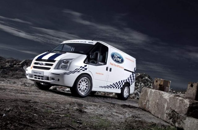 Unicat - Ford Transit SuperSportVan
