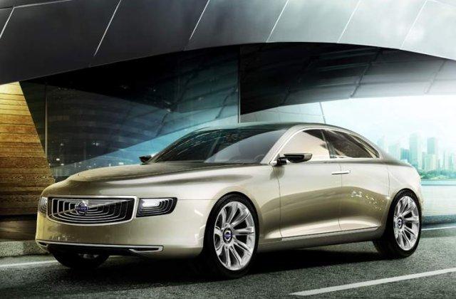 Volvo ne arata Concept Universe. Adica inlocuitorul modelului S80