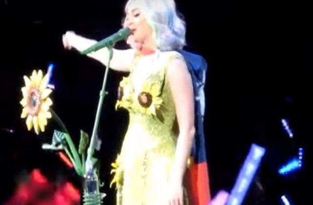 Motivul pentru care Katy Perry nu mai are voie sa intre in China