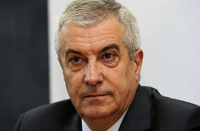 Tariceanu, despre Iohannis: Acel domn care functioneaza la Cotroceni, patronul statului paralel