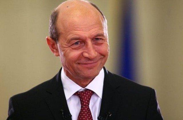 Traian Basescu: Ce-i ala stat paralel? E o foarte buna metafora jurnalistica