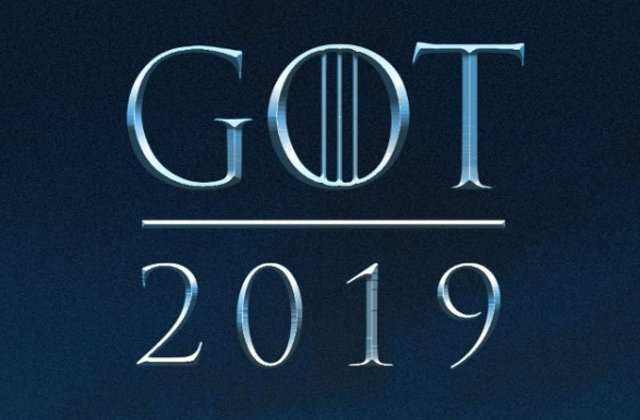 "HBO confima ca ultimul sezon din ""Game of Thrones"" va fi difuzat in 2019"