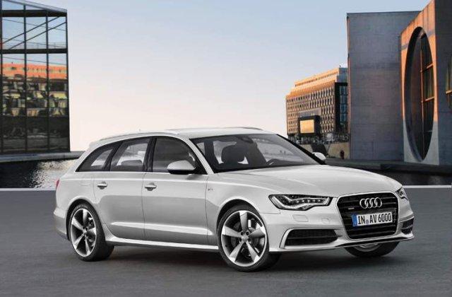 OFICIAL: A debutat noul Audi A6 Avant!