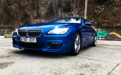 TEST-DRIVE. BMW Seria 6 Gran...