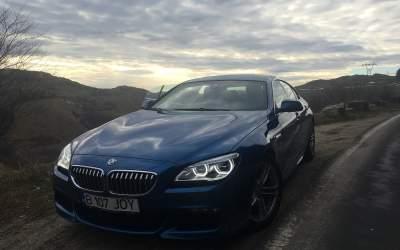 GALERIE FOTO. BMW Seria 6...