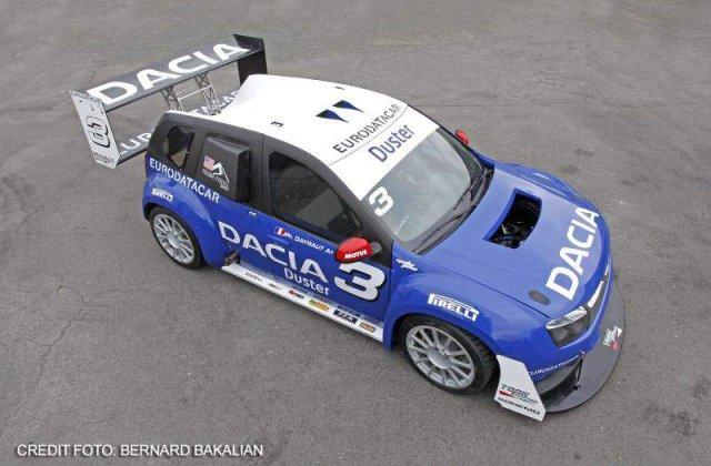 "OFICIAL: Dacia Duster ""No limit"" - Poze si informatii complete!"